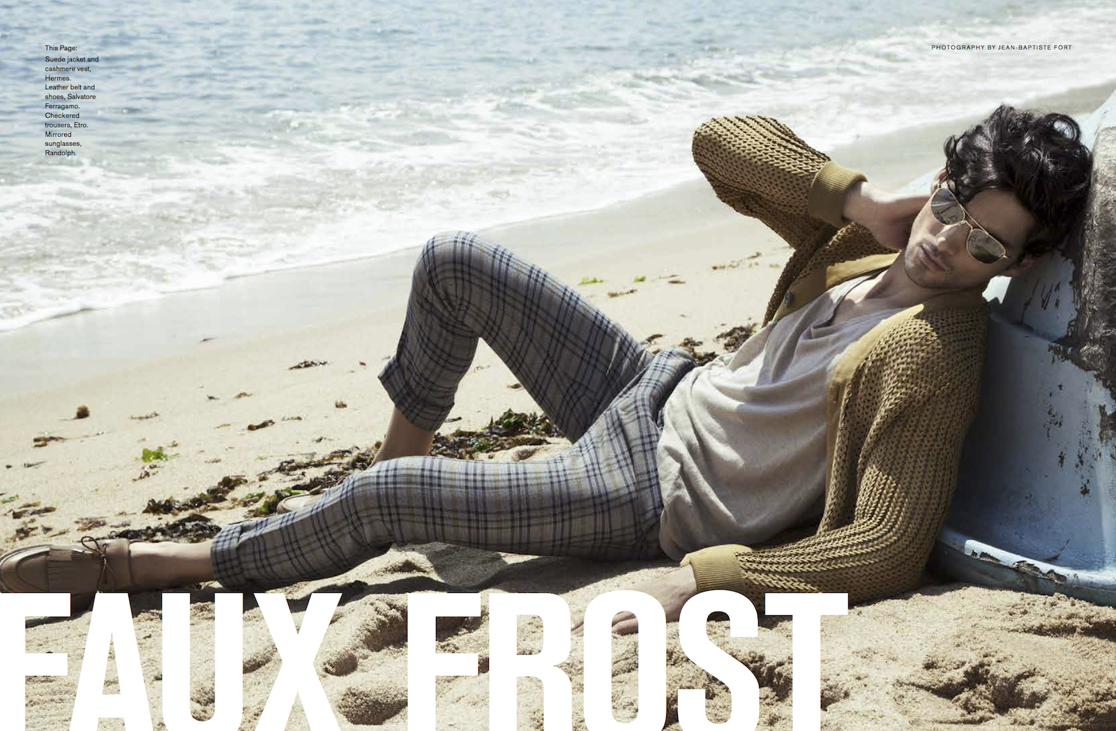 maxim south africa faux frost